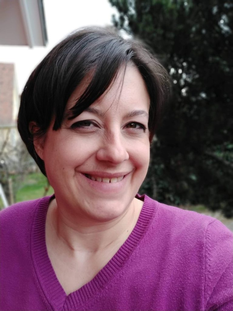 Portrait von Carolin Gärtner