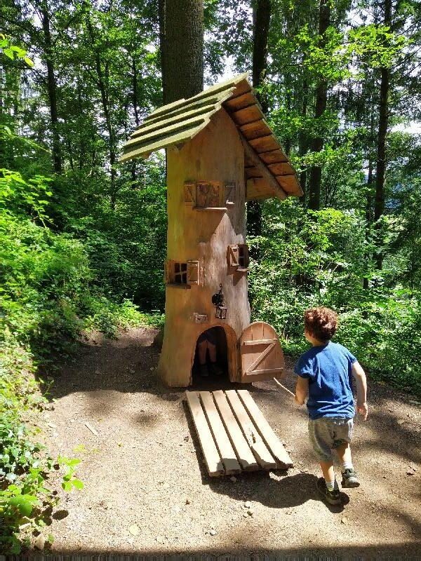 Wanderung Vesperweg und Naturerlebnispfad Oberharmersbach