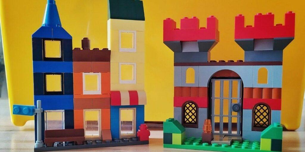 Lego-Bauwerke