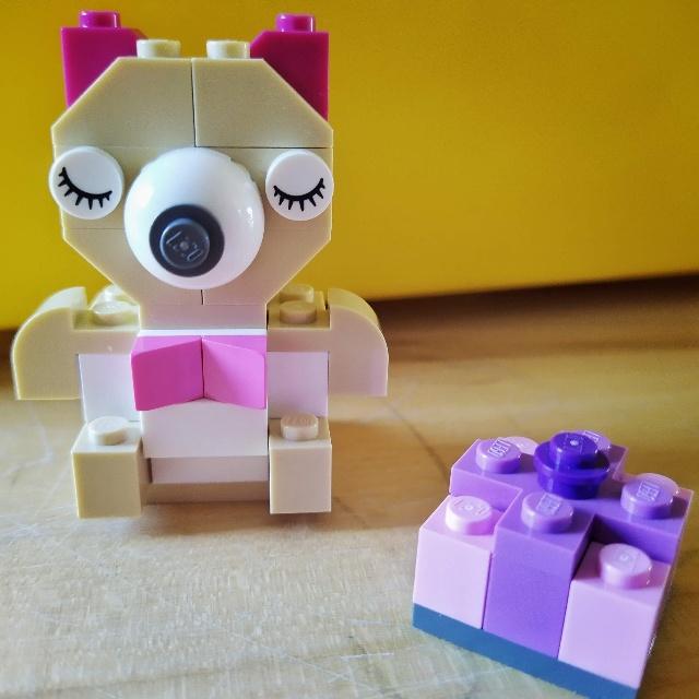 12 von 12 September 2021: Ein süßer kleiner Lego-Bär