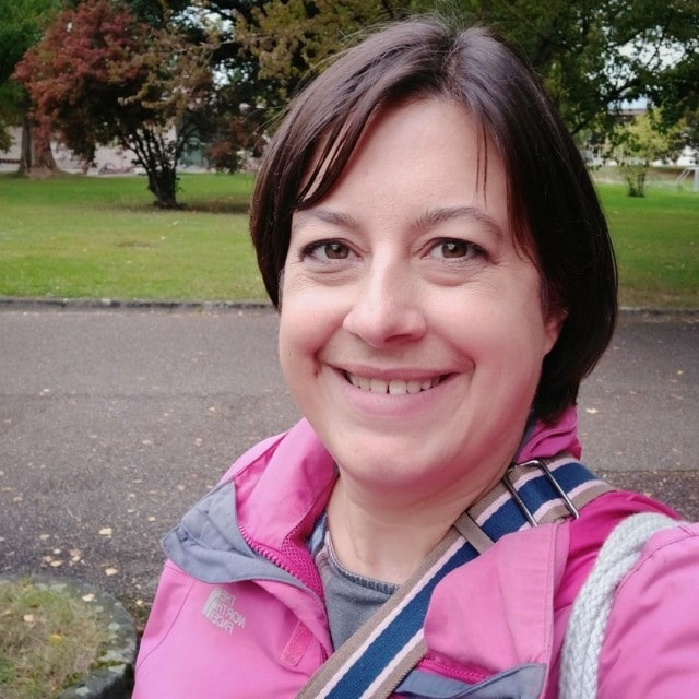Selfie Carolin Gärtner